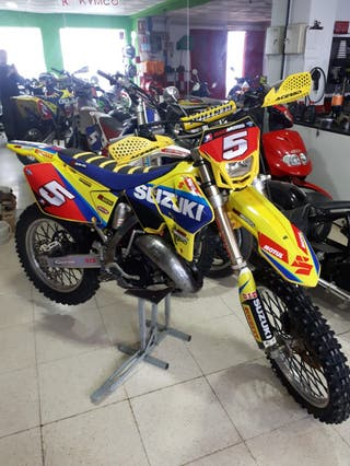 Suzuki Rm125 del 2008