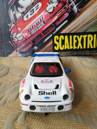 Coche Ford RS 200 Scalextric
