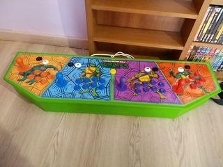 mando arcade 4 jugadores