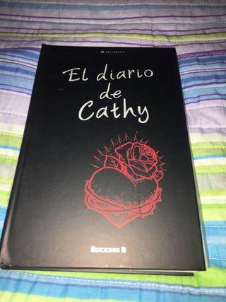Libro adolescente: El diario de Cathy