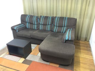 Sofa con chaisse long
