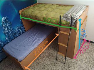Muebles dormitorio juvenil