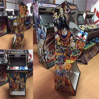 Maquina recreativa arcade. Muchos modelos.