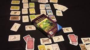 castillos de borgoña cartas