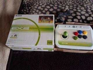 mando arcade Xbox 360 virtual fighter 5