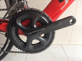 Bicicleta carretera carbono Flyz.