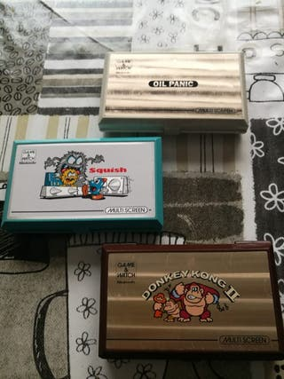pack Game & Watch