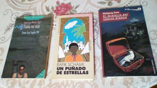 Libros de Lectura.