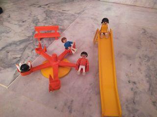Play Movil, parque infantil.