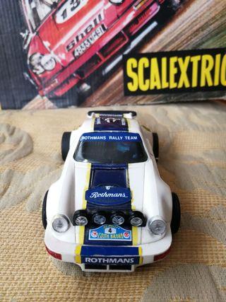 Coche Porsche Carrera RS Scalextric, ref. 4051/66/