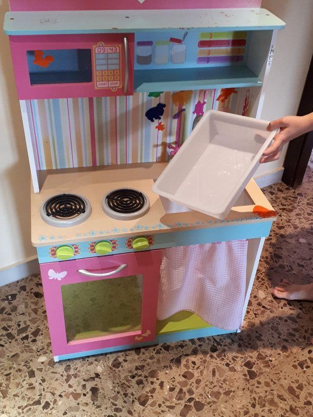 cocina infantil grande 90×30