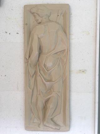 Panel escultura