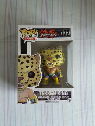 Tekken King Funko Pop