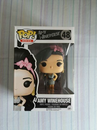 Amy Winehouse Funko Pop!