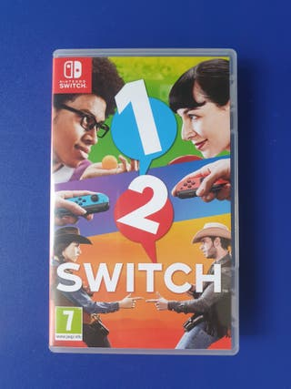 Juego 1 2 switch