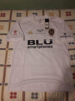 Camiseta VALENCIA CF FINAL COPA REY 2019