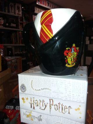Taza 3D Uniforme Hogwarts