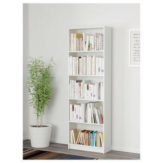 Librería-Estantería blanca