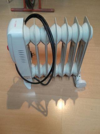 Dos radiadores