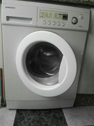 lavadora samsung 6kg
