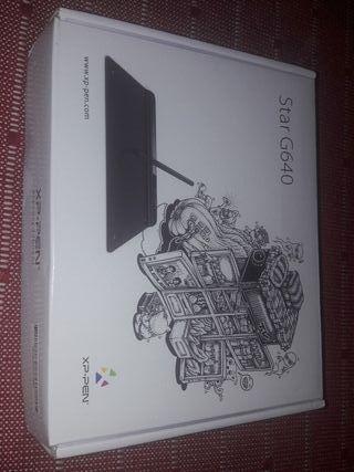 Tableta gráfica XP-PEN Star G640