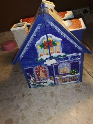 casa papa-noel Playmobil