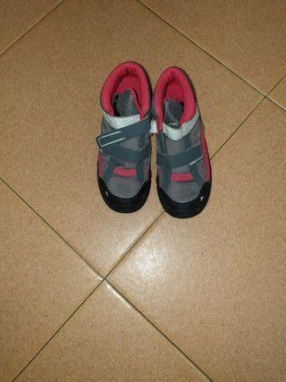 botas de monte para chico y chica