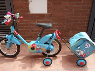 Bicicleta infantil b'Twin