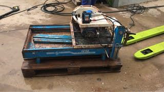 Maquina de corte agua 220v