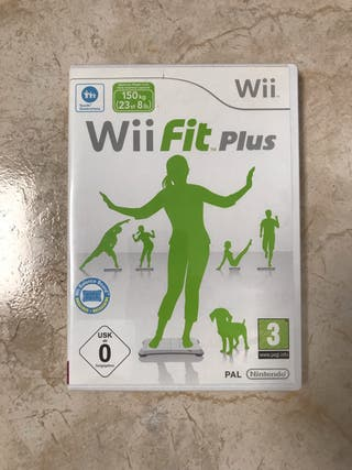 Wii Fit Plus + Balance Board