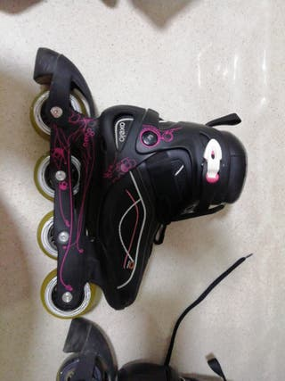 Patines OXELO mujer decathlon