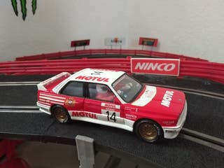 Scalextric BMW M3