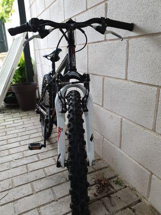 Bicicleta Decathlon de niño 10 - 12 años