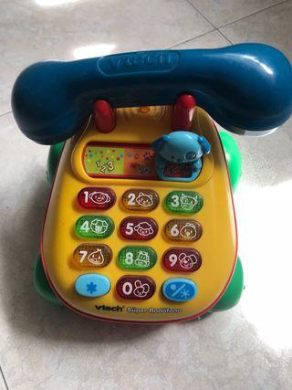 Teléfono interctivo