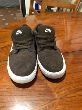 Nike sb originales.