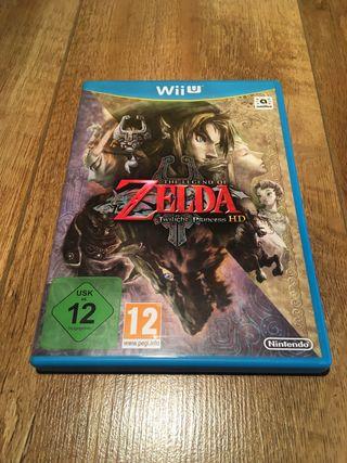 Zelda Twilight Princess HD wii u