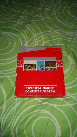juego para Nintendo clonica