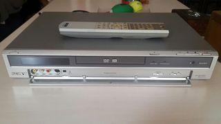 REPRODUCTOR DVD SONY GRABADOR
