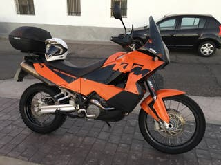 Moto Ktm 950 Adventure