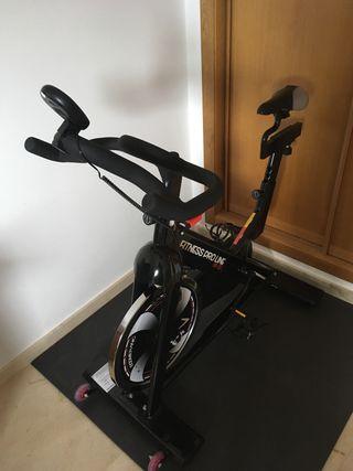 Bicicleta spinning boomerang cm225