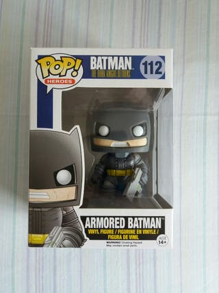 Armored Batman Funko Pop!