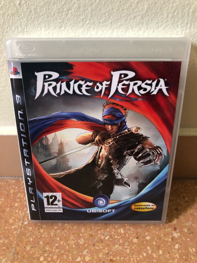 Juego PS3 Prince Of Persia