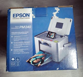 PhotoLab Epson PictureMate Snap Compact - PM 240