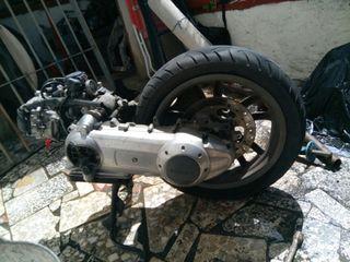 motor piaggio 125 despiece