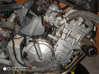 motor honda cb600