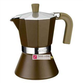 Cafetera Italiana Monix M670006 (6 tazas) Aluminio