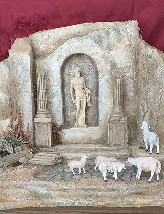 Ruinas de templo romano
