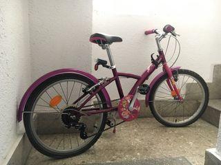 Bicicleta decathlon infantil juvenil