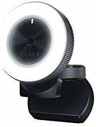 Cámara con iluminación Razer Kiyo Streaming