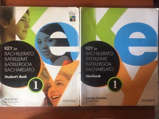 Key Workbook and Student's Book